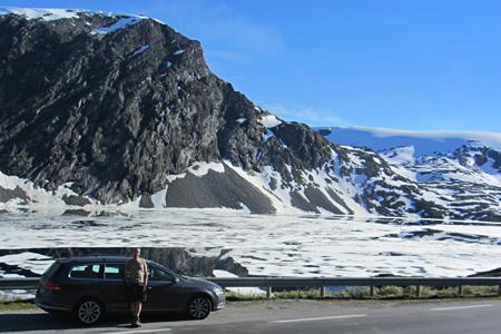 Parque Nacional de Jotunheim, Noruega