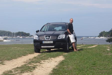 Ruta escénica en coche por Croacia