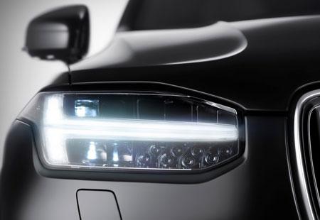 Volvo XC90 Sweden