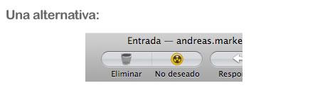 Apple Mail propuesta