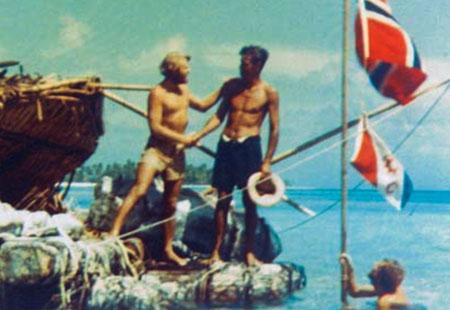 Exploradores noruegos
