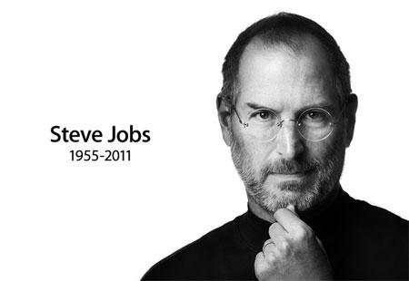 Steve Jobs grave