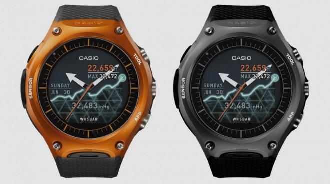 Casio wsd f10
