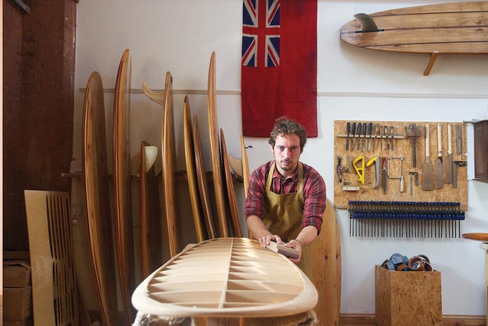 James Otter - Australian hand-made surfboards