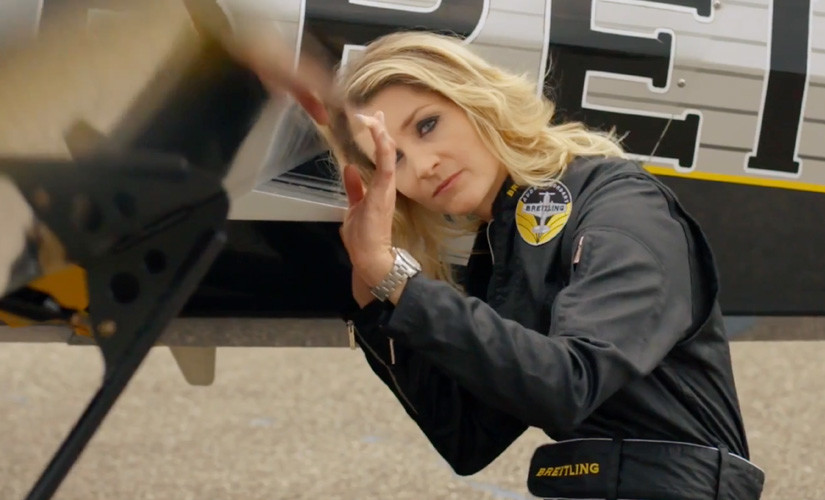 Great brand video by Breitling