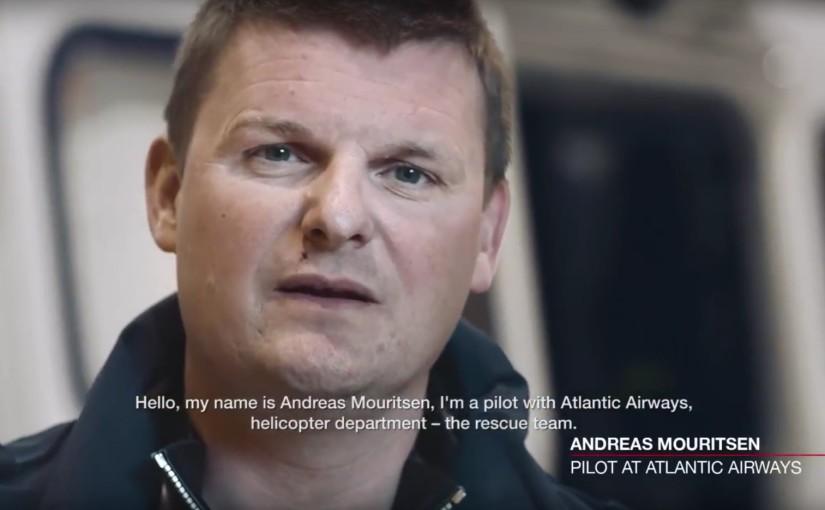 G-Shock x Atlantic Airways