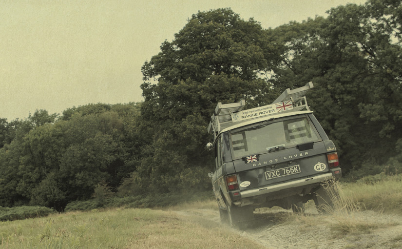Herencia Land Rover