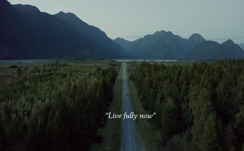 Volvo x Alan Watts – Live fully now