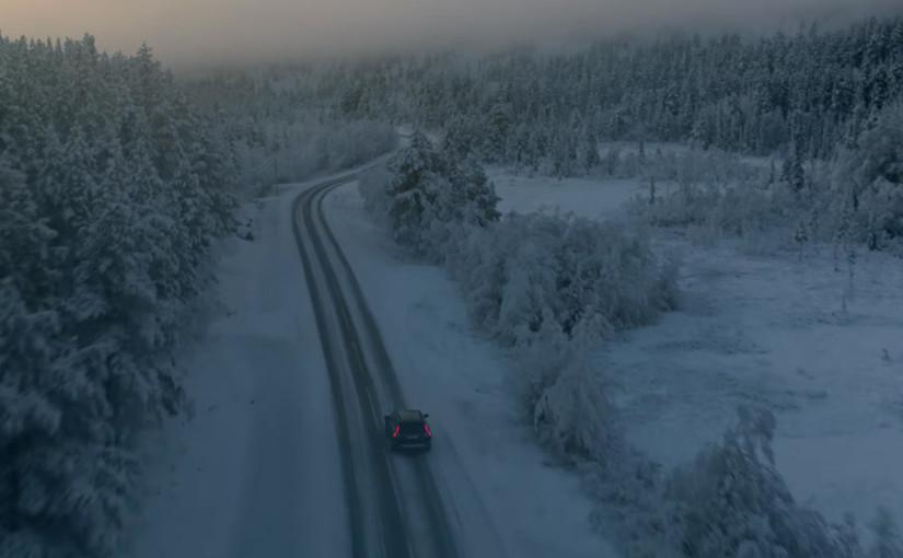 Volvo – Made by Sweden – Vintersaga