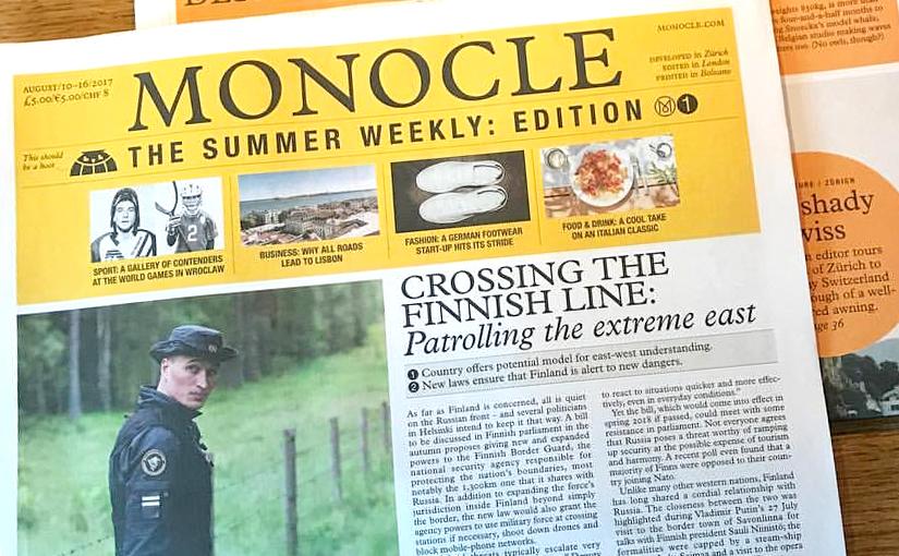 Monocle headlines